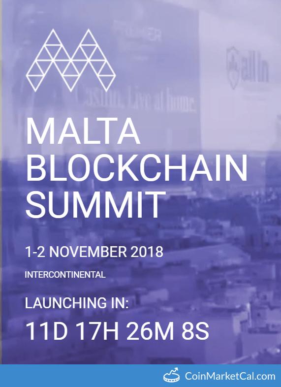 Malta Blockchain Summit image