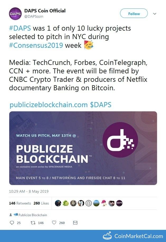 Publicize Blockchain image