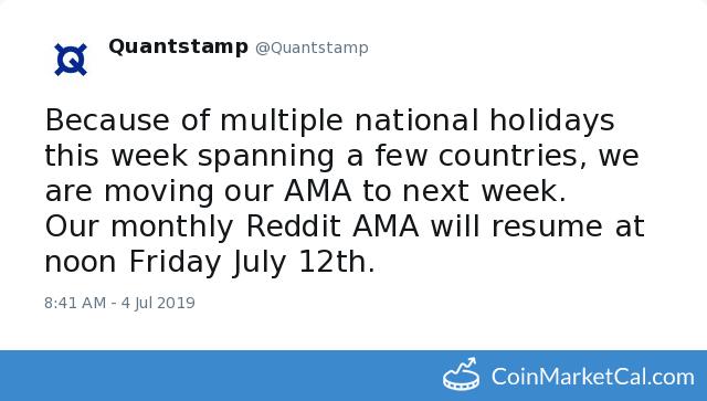 Monthly AMA image