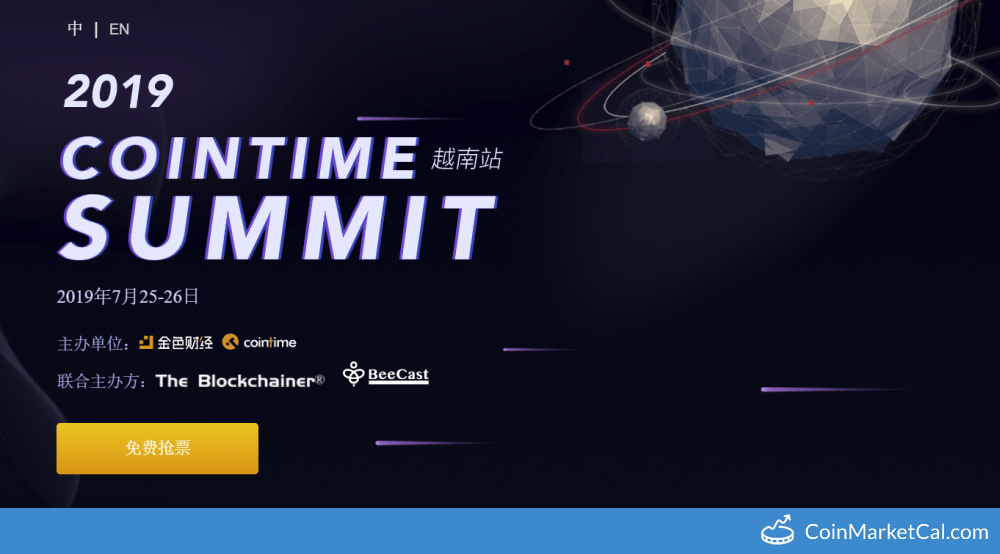 2019 Cointime Summit image
