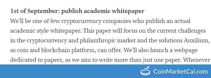 Whitepaper Publication image