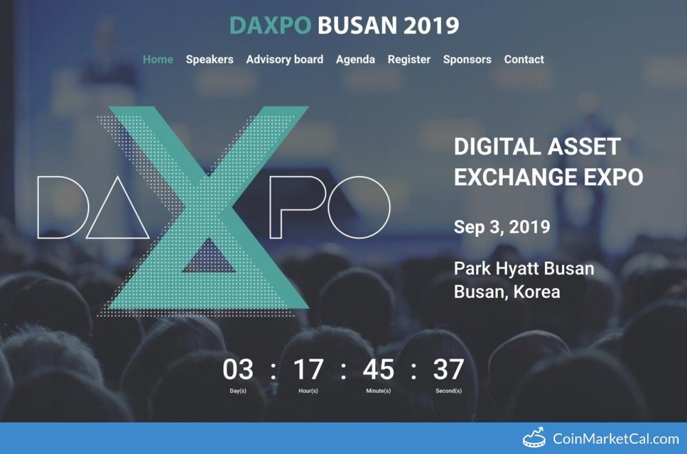 DAXPO Busan 2019 image