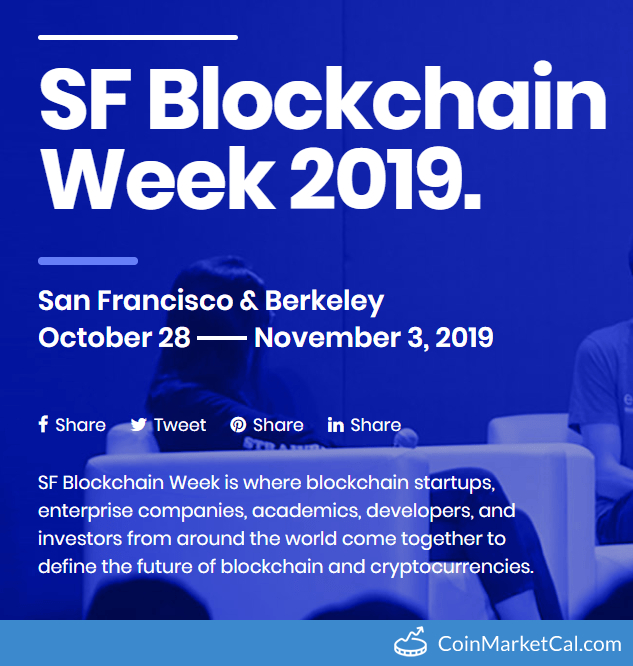 SF Blockchain Week image