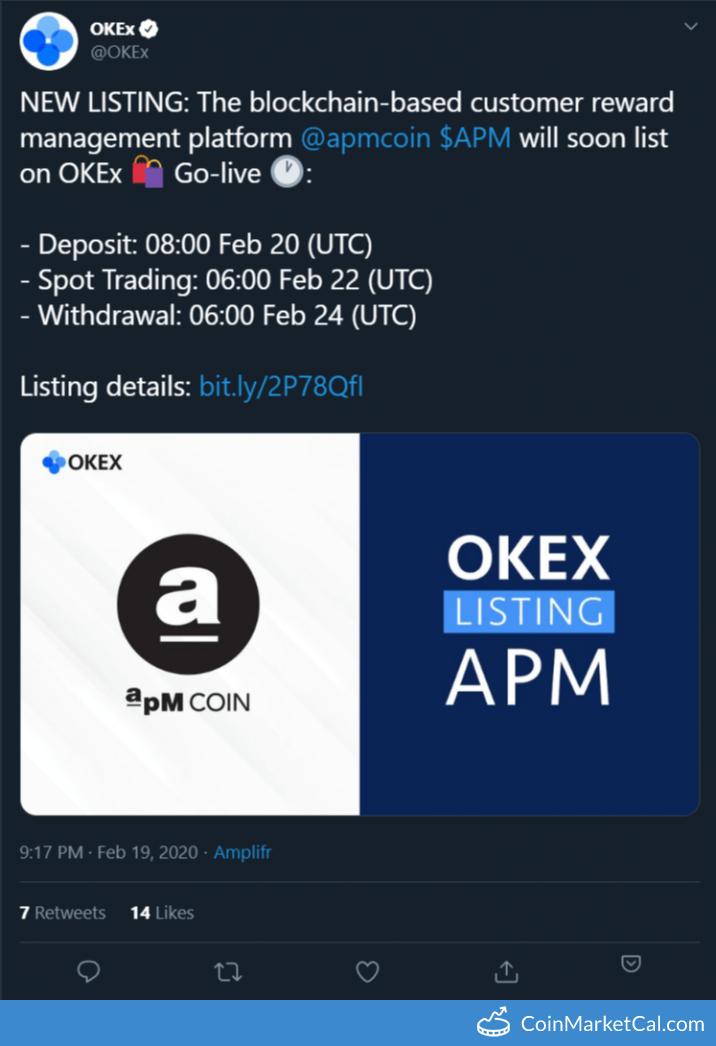 APM Listing image