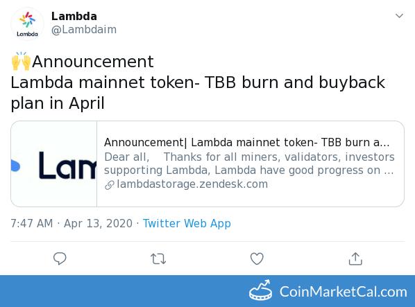 Buyback & Burn image