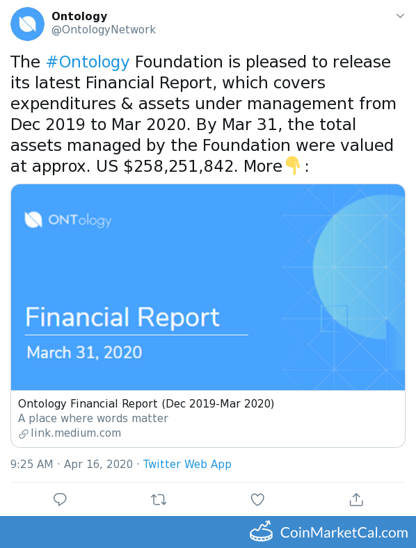 Financial Report image