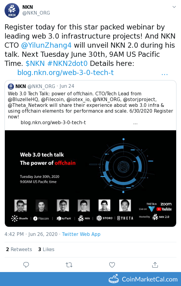 NKN 2.0 Unveiled image