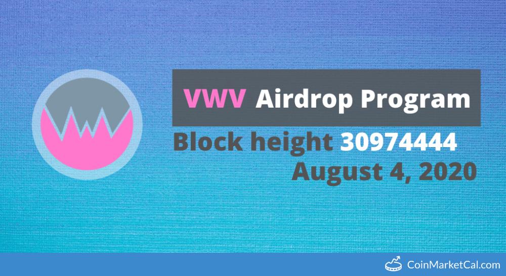 VWV Airdrop Program image