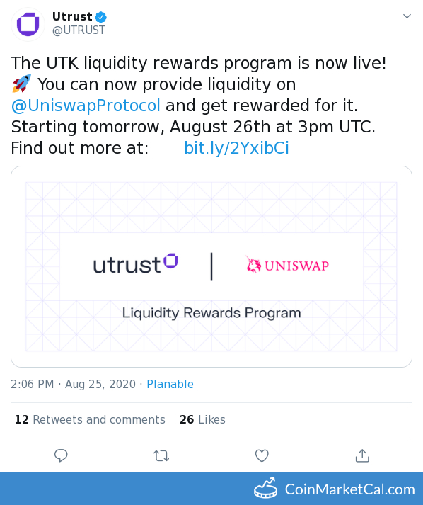 Liquidity Rewards Program image