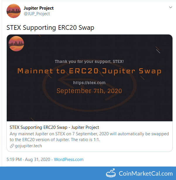 Mainnet to ERC20 Swap image