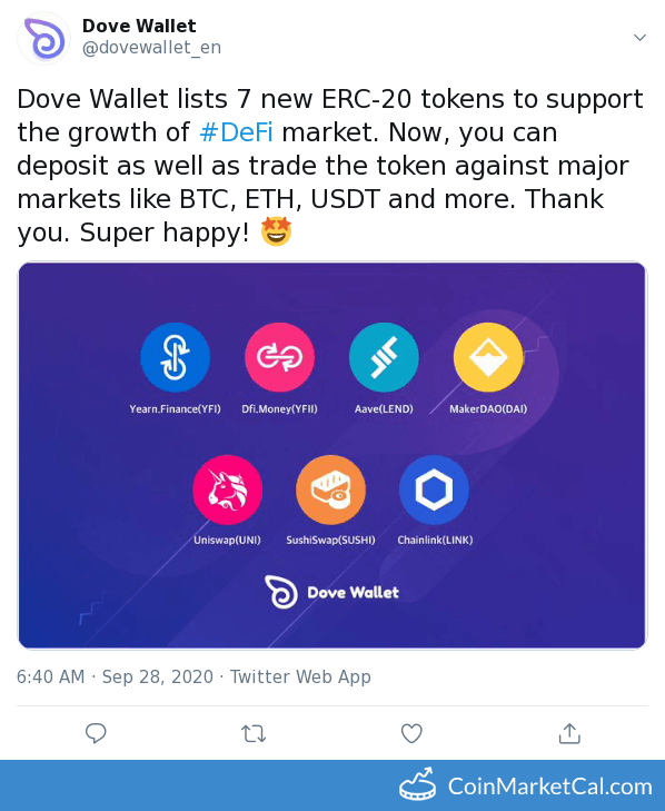 Dove Wallet Listing image