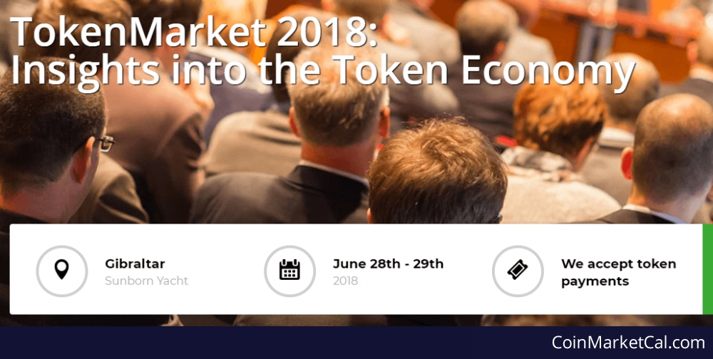 TokenMarket Conference image