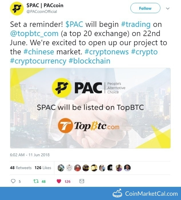 TopBTC Listing image