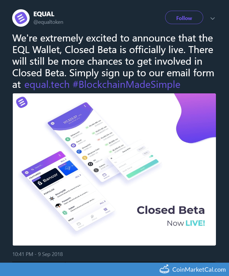 EQL Closed Beta Is LIVE image