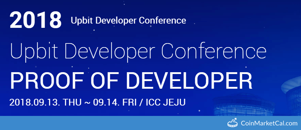 Upbit Conference image