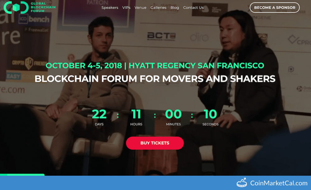 Global Blockchain Forum image